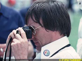Bernie Ecclestone en su era Brabham