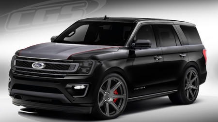 Ford Expedition by CGS Performance: Características, fotos ...
