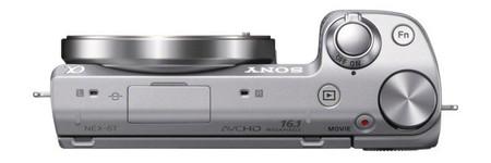 Sony NEX-5T en plateado