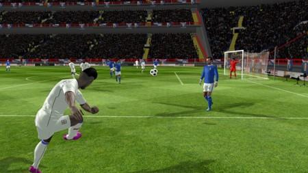 Futbol First Touch