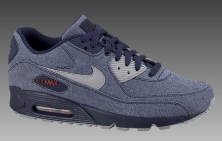 Zapatillas Nike Air Max 90 Classic en denim