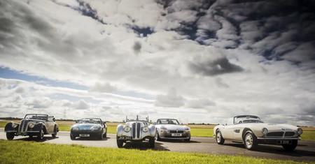 La historia de los cabrios de BMW, en vídeo