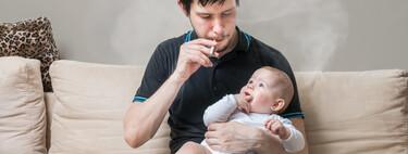 Tú lo eliges, ellos no: cerca de los niños no se fuma