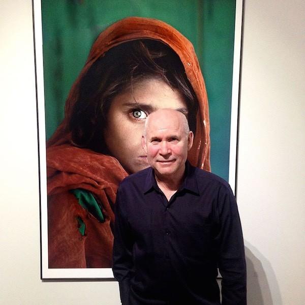 Procesos fotográficos, Steve McCurry y el norte del Perú