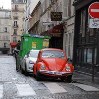 Los coches diésel de más de 13 años y los gasolina anteriores a 1997 ya no pueden circular por París