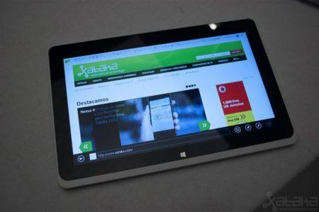 Acer Iconia W510, primeras impresiones