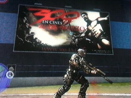 Servicios de inteligencia, publicidad y videojuegos