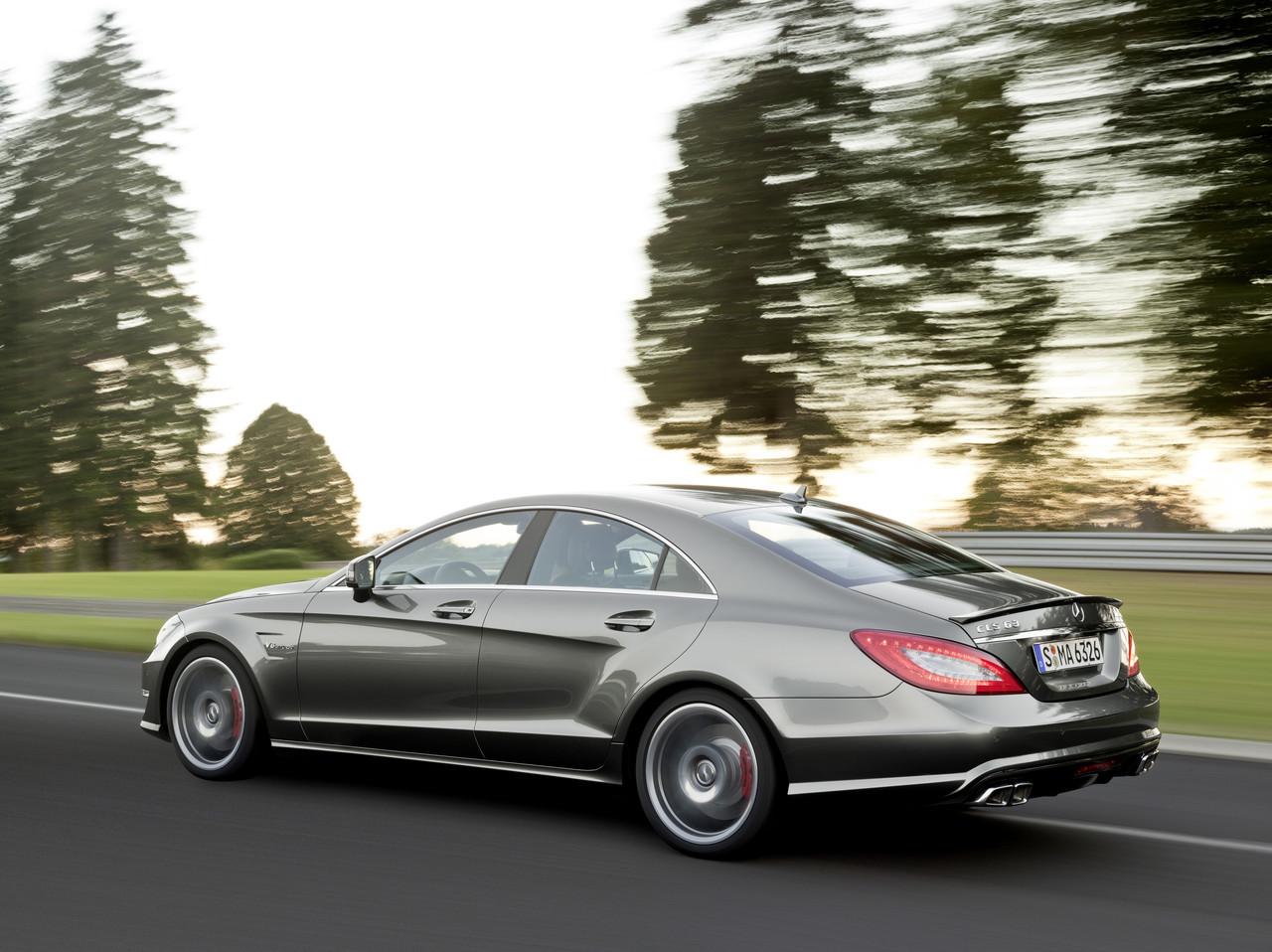 Foto de Mercedes CLS 63 AMG 2011 (18/30)
