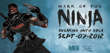 'Mark of the Ninja' fija su fecha (no tan) sigilosamente en XBLA