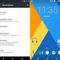 CyanogenMod 12.1 llega al HTC One M9 de forma estable aunque sin soporte oficial, todavía