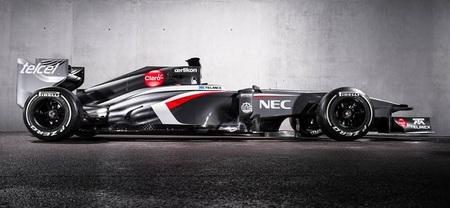 Esteban Gutiérrez y Nico Hülkenberg desvelan su Sauber C32