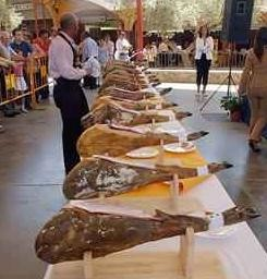 En Estados Unidos ya se puede comer jamón de cerdo ibérico legalmente