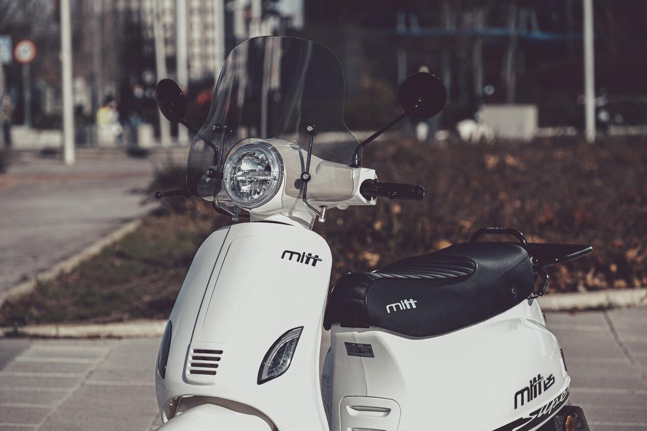 MITT 125 RT Super Sport White 2021