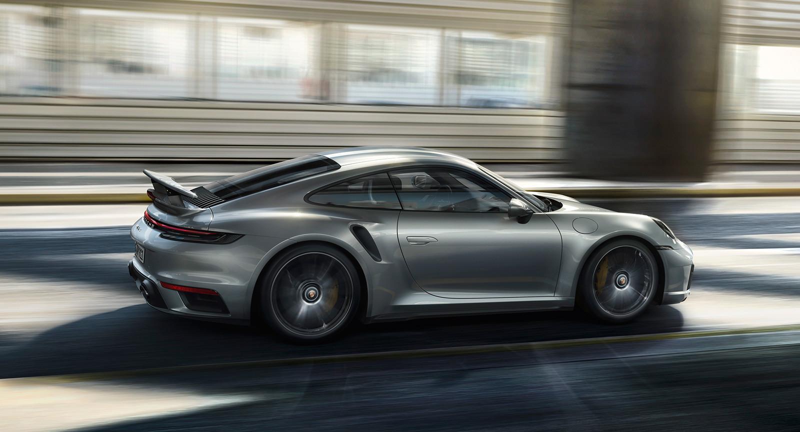 Foto de Porsche 911 Turbo S 2020 (3/18)