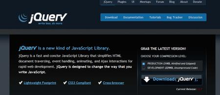 Novedades en jQuery 1.7
