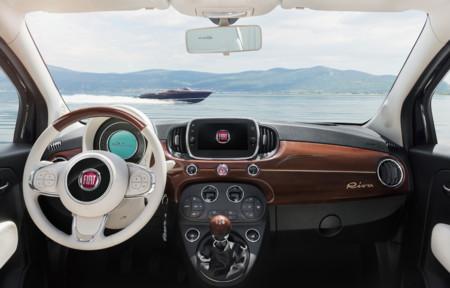 Surcar los mares de asfalto ya es posible poniéndote al timón del Fiat 500 Riva