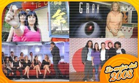 Lo mejor del 2008: Mejor reality show