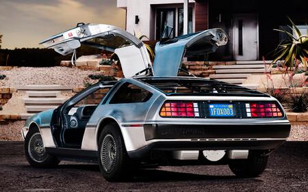 DeLorean DMC-12, la máquina del tiempo sobre ruedas de 'Regreso al Futuro'