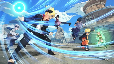Naruto to Boruto: Shinobi Striker muestra en movimiento  las misiones cooperativas