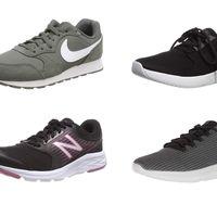 Chollos en tallas sueltas de zapatillas Nike, Etnies, Under Armour o New Balance por menos de 40 euros en Amazon