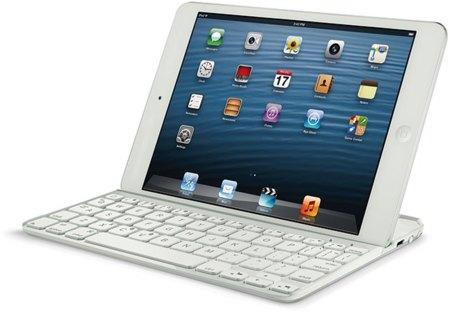 Logitech y su teclado ultradelgado para iPad Mini