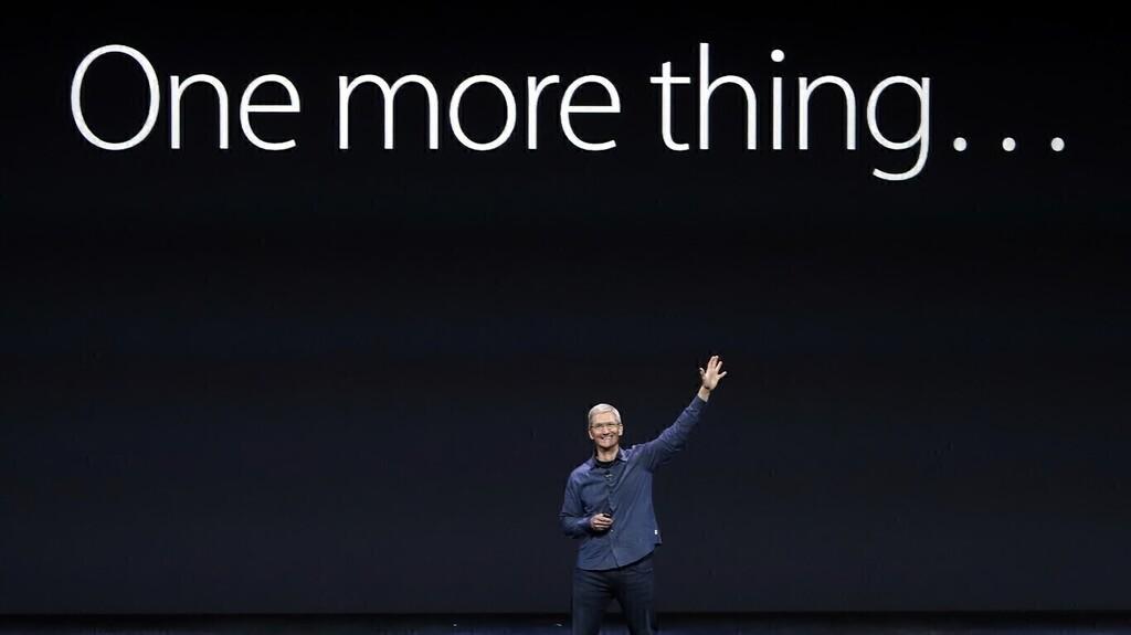 One more thing... la impaciencia por el iPhone 13 provoca análisis e impresiones anticipadas