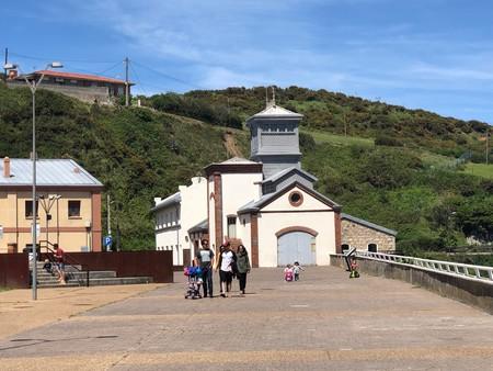 Visita a la mina de Arnao, Museo de la minería de carbón en Asturias