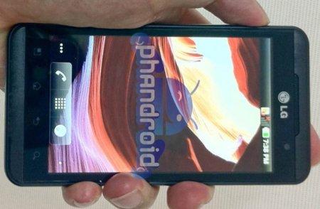 LG Optimus 3D por primera vez en vivo