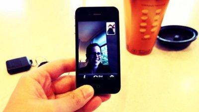Todo apunta a que Skype ofrecerá videoconferencia para el iPhone 4 en el CES