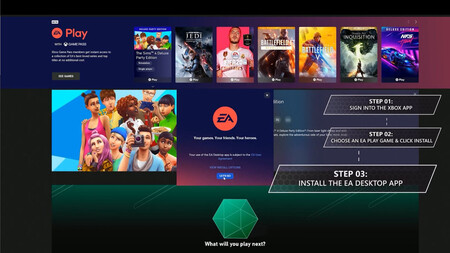 Xbox Ea Game Pass