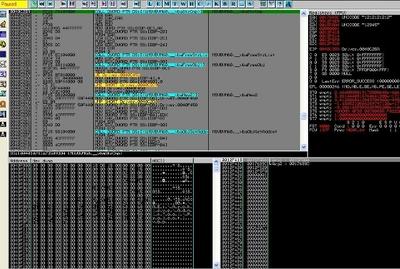 ¿Cómo funciona el breakpoint en un depurador de C/C++?