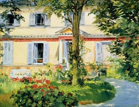 Landhaus In Rueil