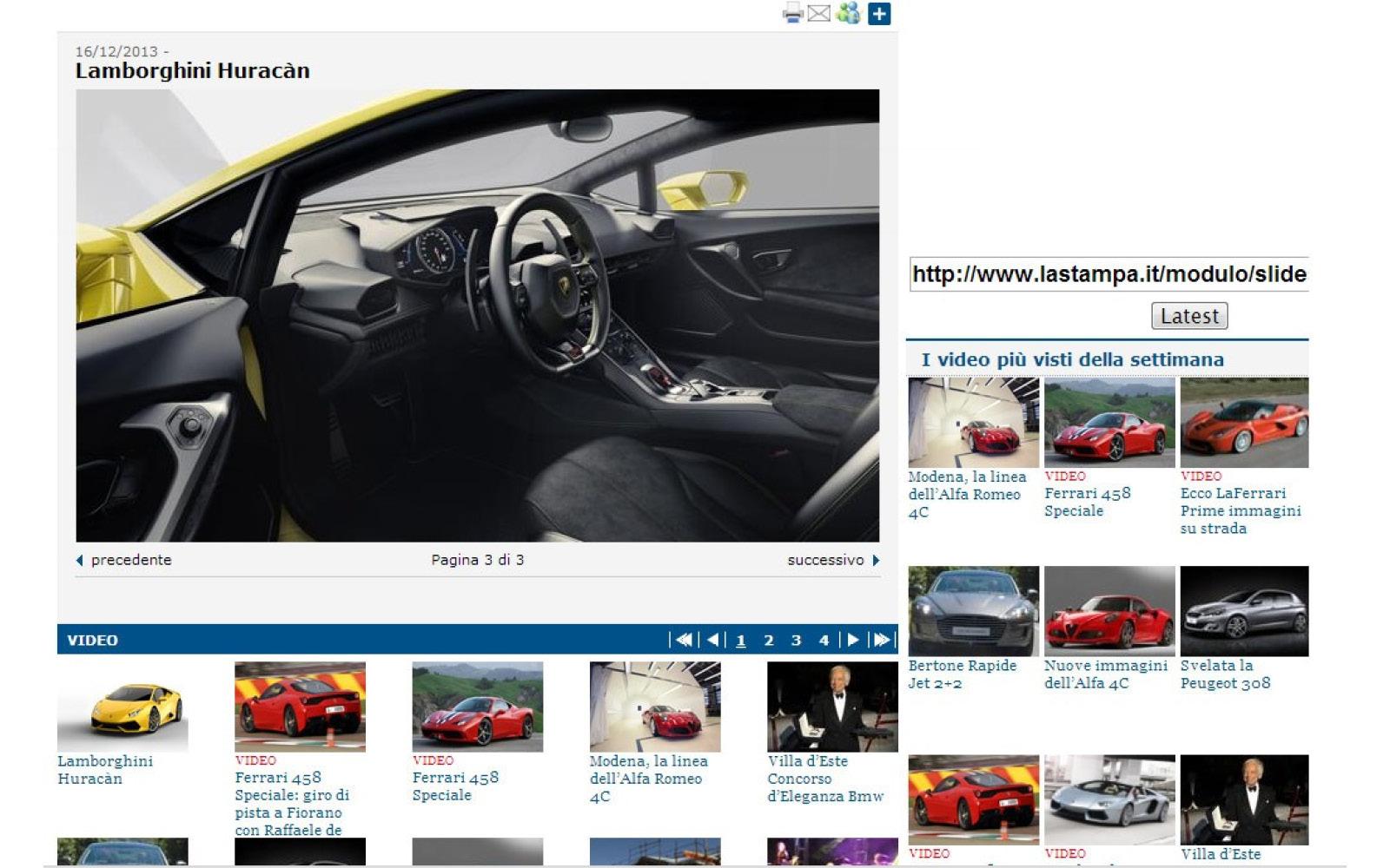 Lamborghini Huracan Filtrado 3 5
