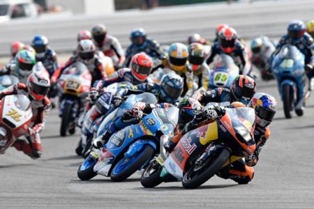 Brad Binder Jorge Navarro Moto3 2016