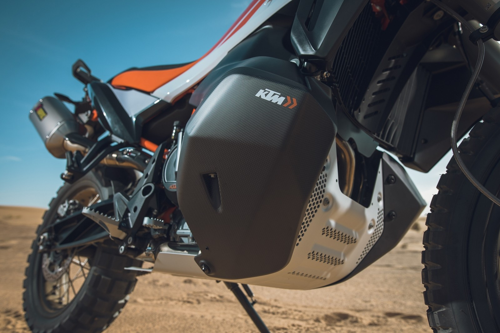 Foto de KTM 790 Adventure 2019, prueba (77/128)