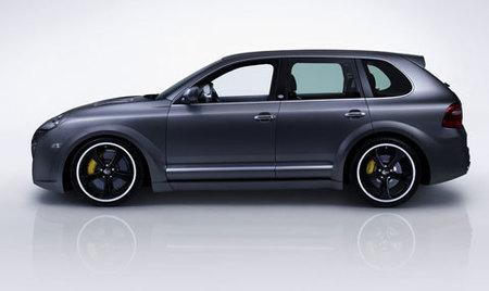 TechArt Magnum basado en el Porsche Cayenne Turbo S