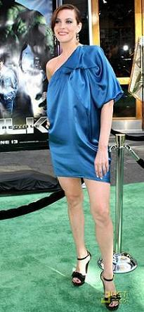 Liv Tyler estrena Hulk en Los Angeles
