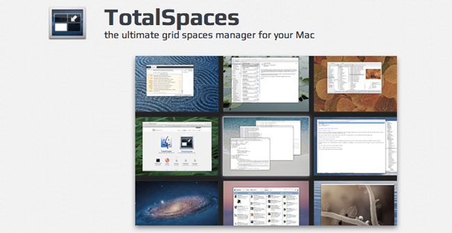 Total Spaces