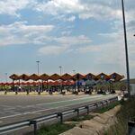 Hasta 2022 habrá que circular a 30 km/h por los peajes que ya no existen en las autopistas que pasan a ser gratis
