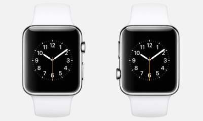 Los rumores apuntan a una producción en masa del Apple Watch para enero del 2015