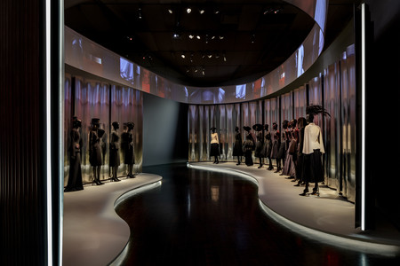 Dior Denver Exhibition Scenography C James Florio 4