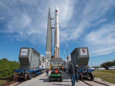 ¿Te apetece un lanzamiento de cohete en realidad virtual? ULA nos acerca a las llamas en 360 grados
