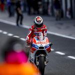 Jorge Lorenzo, frustrado, no entiende por qué Bautista es más rápido con una Ducati inferior