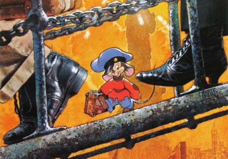 Cine en el salón: 'Fievel y el nuevo mundo', la grandeza de Don Bluth (II)