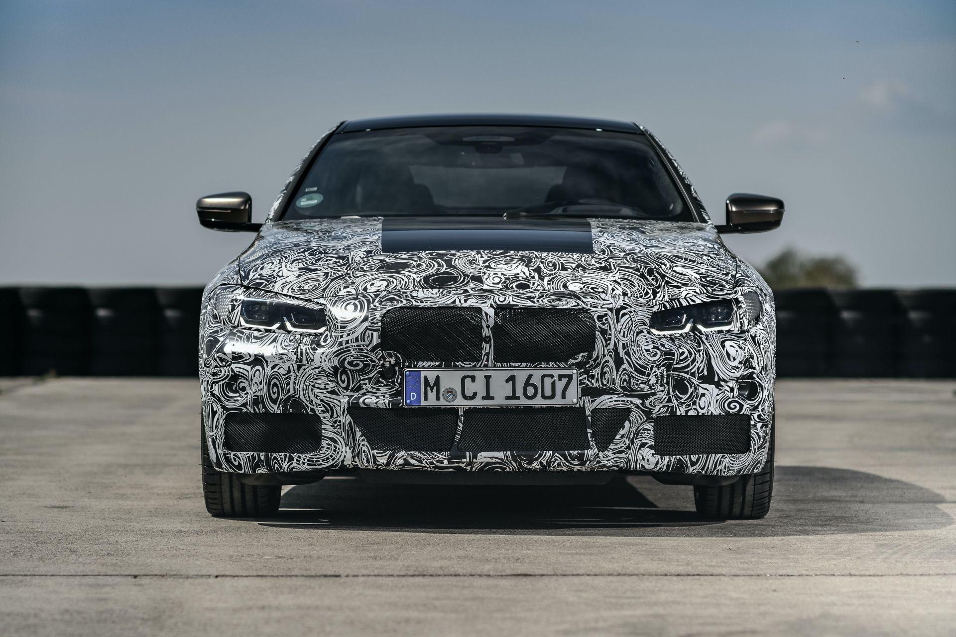 Foto de BMW Serie 4 2021 (fotos espía) (24/38)