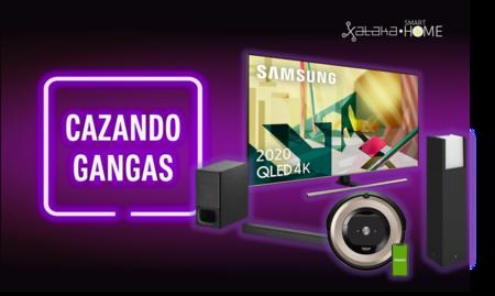 3x2 en iluminación Philips HUE, aire acondicionado, televisores, barras de sonido y más: Cazando Gangas