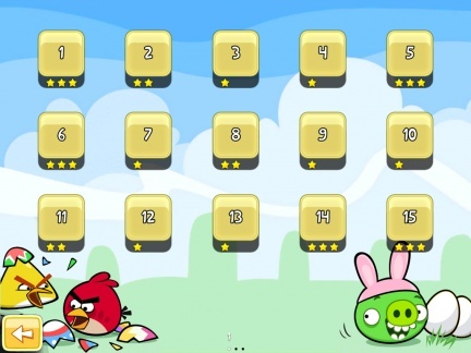 angry birds seasons easter pascua