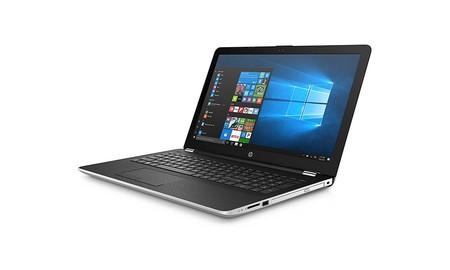 HP Notebook 15-bs045ns: hoy te puedes ahorrar 140 euros con este portátil si lo compras en Amazon