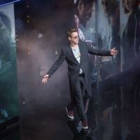 Robert Downey Jr. la lía durante la promoción de 'Vengadores: La era de Ultrón'