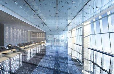 Spa del Hotel Ritz-Carlton de Hong Kong